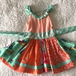 Matilda Jane dress size 2T